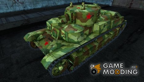 T-28 xSHADOW1x для World of Tanks