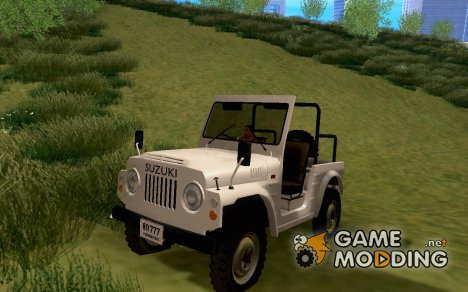 Suzuki Jimny for GTA San Andreas