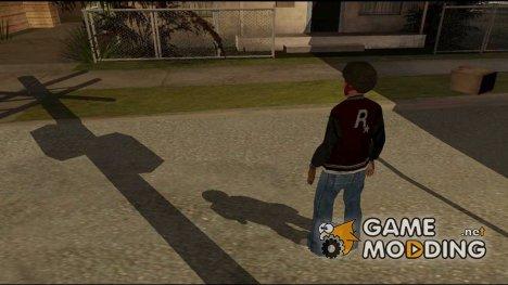 Тени HD 2018 для GTA San Andreas