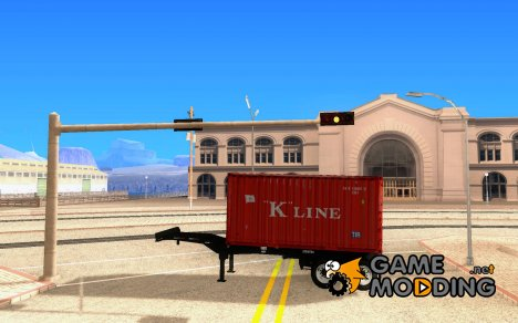Container для GTA San Andreas
