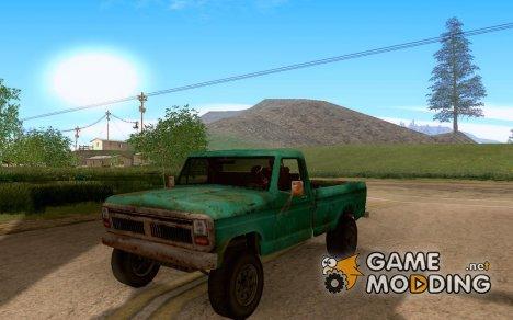 Пикап из игры Mercenaries 2 для GTA San Andreas