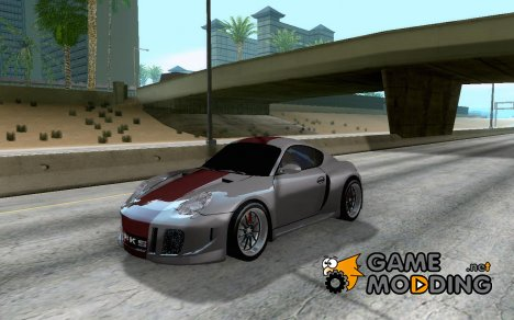 Porsche Cayman S v2 for GTA San Andreas
