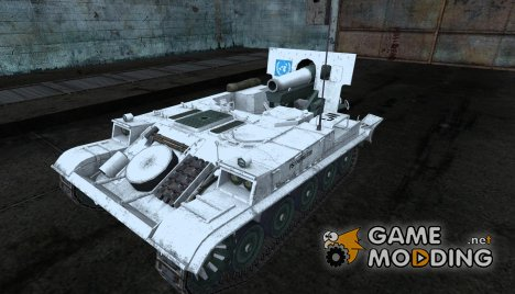 Шкурка для AMX 13 F3 AM for World of Tanks