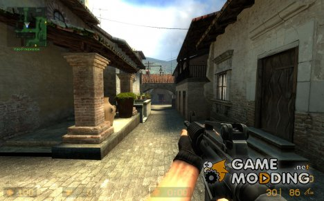 Colt M4 Carbine для Counter-Strike Source