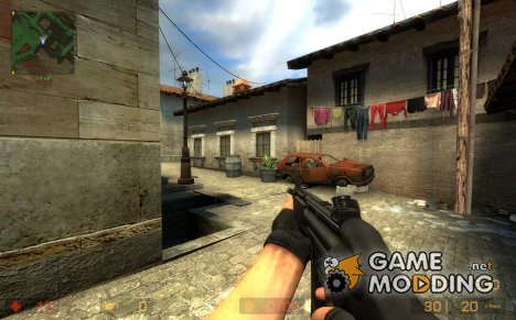 Unkn0wn's Mp5 Animations for Counter-Strike Source