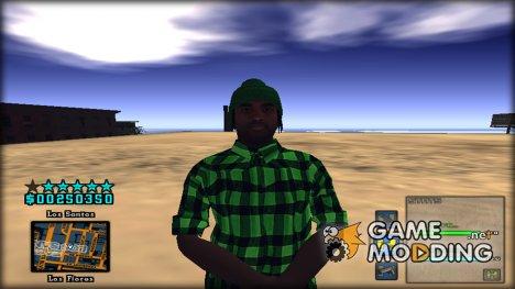 C-HUD Stats by Hapaxe for GTA San Andreas