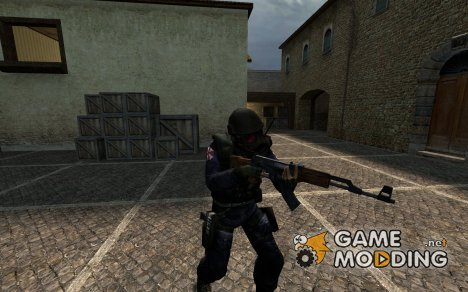 Umbrella SAS Soldier для Counter-Strike Source