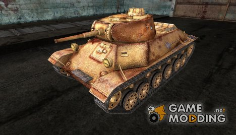 Шкурка для T-50 для World of Tanks