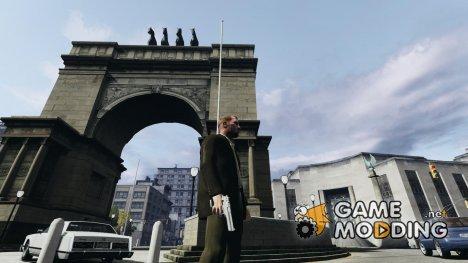 New Eagle для GTA 4