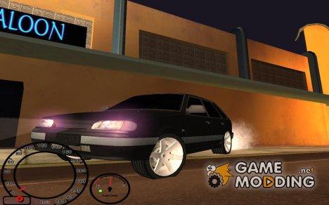Vaz 2114  by Gagik  Hopar для GTA San Andreas