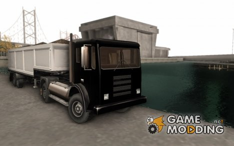 New Truck for GTA San Andreas