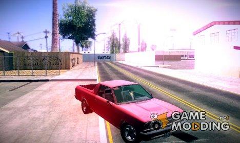 Picador GTA V для GTA San Andreas