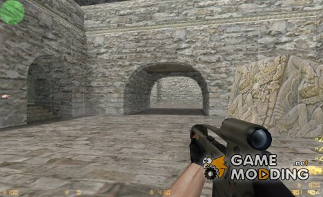 XM8 Carbine для Counter-Strike 1.6