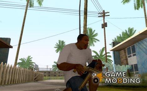 Двуствольный обрез для GTA San Andreas