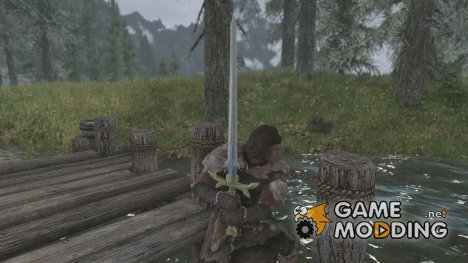 Claymore of Heroes for TES V Skyrim