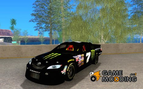 Toyota Camry Nascar Monster Energy for GTA San Andreas