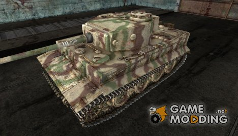 PzKpfw VI Tiger 22 для World of Tanks