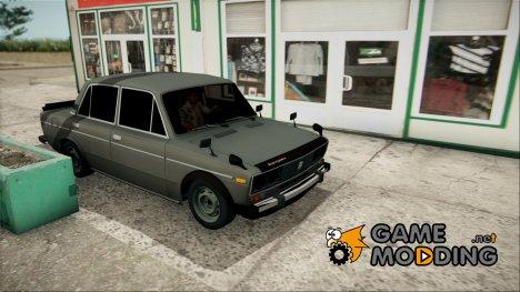 ВАЗ 2106 Боевая Классика for GTA San Andreas