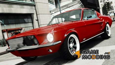 Ford Mustang Customs 1967 для GTA 4