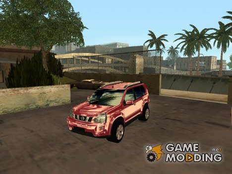 Nissan X-Trail 2007 для GTA San Andreas
