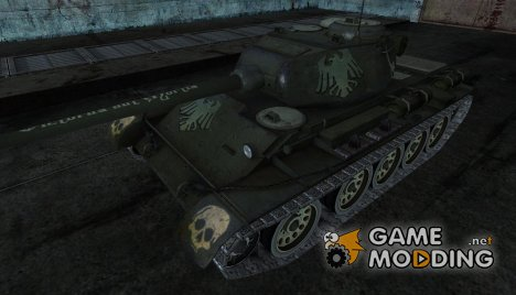 Т-44 от detrit 2 для World of Tanks