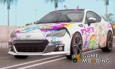 Subaru BRZ Kotori Minami for GTA San Andreas