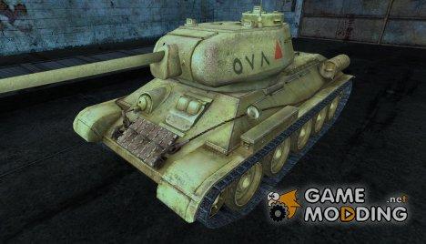 T-34-85 jeremsoft for World of Tanks