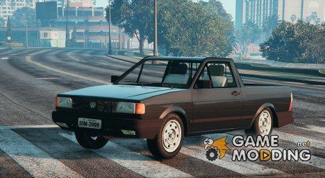 Volkswagen Saveiro Cli 1.6 для GTA 5