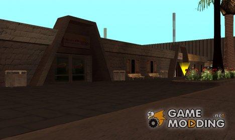 Пиццерия в LV для GTA San Andreas