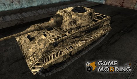 Шкурка для E-50 for World of Tanks
