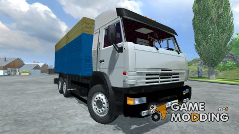 КамАЗ 65117A V2.0 for Farming Simulator 2013