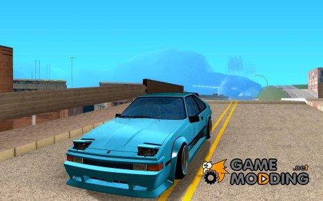 Toyota Supra Celica Drift для GTA San Andreas