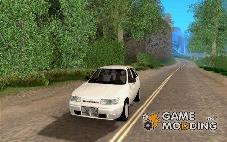 ВАЗ-2112 поврежденная for GTA San Andreas