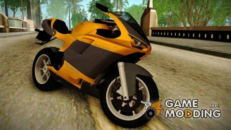 GTA 5 Pegassi Bati 801 для GTA San Andreas