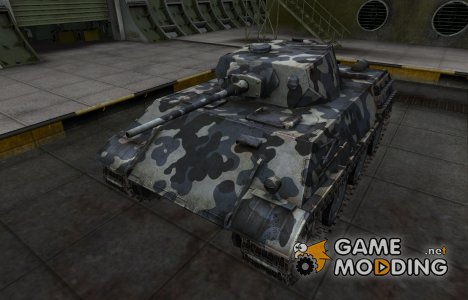 Немецкий танк VK 28.01 для World of Tanks