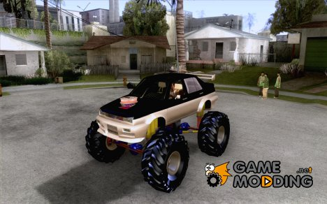 Jetta Monster Truck для GTA San Andreas