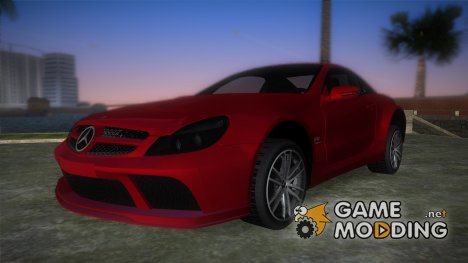 Mercedes-Benz SL 65 AMG Black Series for GTA Vice City