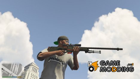 AWP Redline for GTA 5
