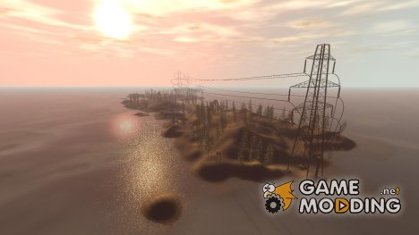 The Logger's Point для GTA 4