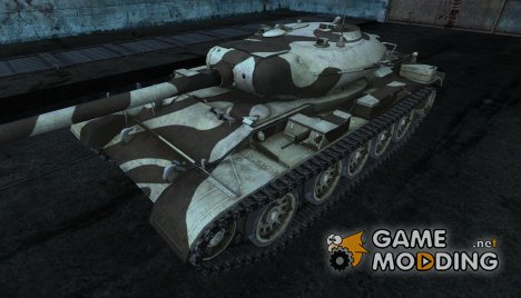 Т-54 от JonnyMF для World of Tanks