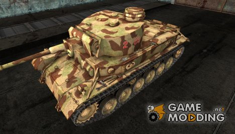 Шкурка для VK3001(P) for World of Tanks