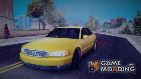 Audi S8 for GTA 3