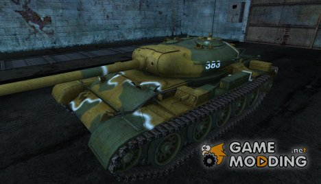 T-54 Gesar for World of Tanks