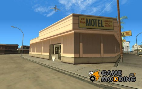 Motel Room v 1.0 for GTA San Andreas