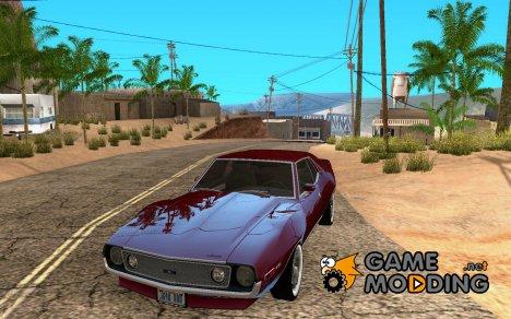 AMC AMX Stock for GTA San Andreas
