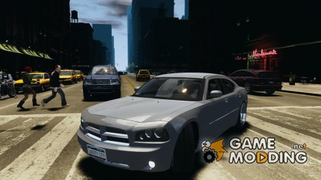 Dodge Charger RT 2006 для GTA 4