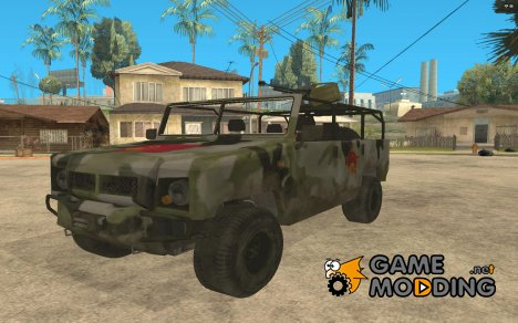 BAW BJ 2022 для GTA San Andreas