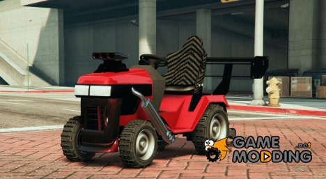Lawn Mower-Super Sport for GTA 5