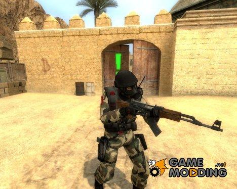 Dominion SAS V2 for Counter-Strike Source