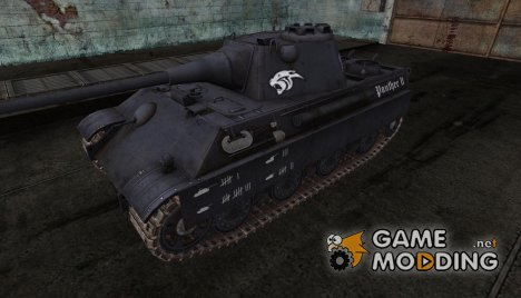 Panther II от Caprera для World of Tanks